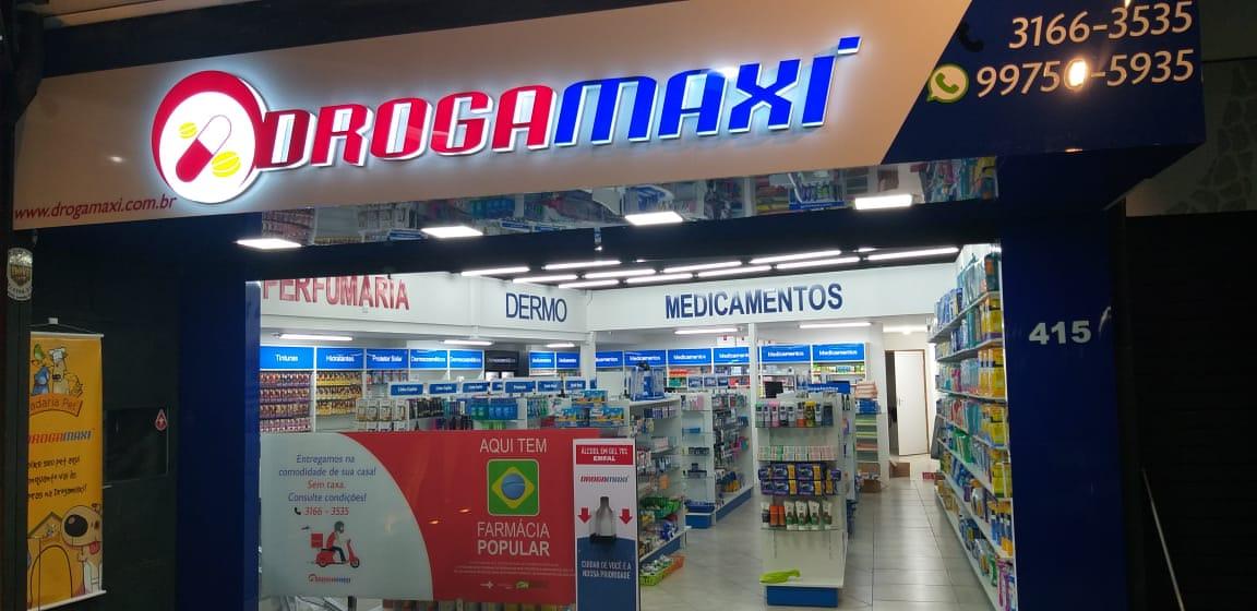 Droga Maxi inaugura 25ª loja, montada pela Buzatto's