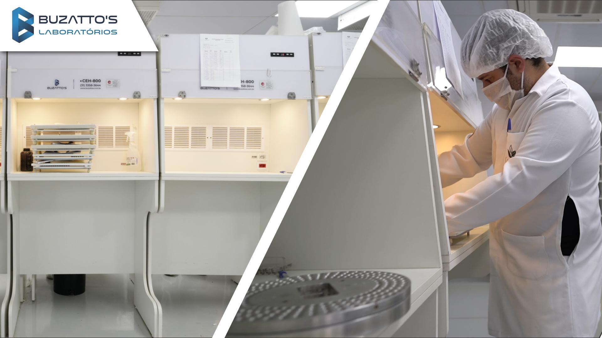 Entenda para que servem as cabines de fluxo laminar e de segurança biológica
